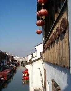 苏州山塘老街图片