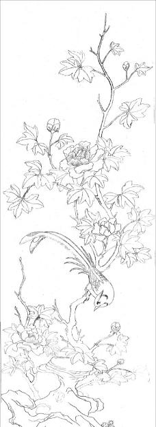 写春天景色的简笔画