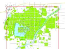 聊城区域路线图图片