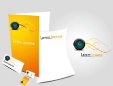 企业vi画册宣传册设计图片