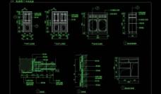 CAD餐厅设计素材 茶餐厅图片