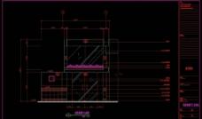 CAD餐厅设计素 茶餐厅图片