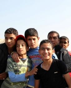 埃及男孩图片