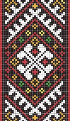 欧式刺绣地毯花纹底纹图片
