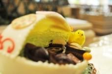 星级酒店复活节巧克力图片