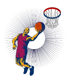 篮球风图片