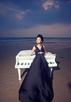婚纱照 爱琴海图片