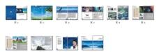 帝威 大卫士企业画册图片