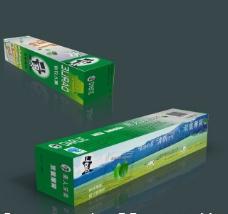 牙膏盒图片