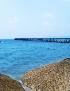 亚龙湾海滩图片