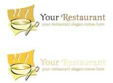 茶餐厅标识图片