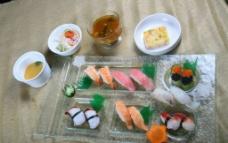 日式套餐寿司套餐图片