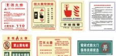 消防标识图片