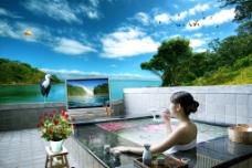 房产背景图图片