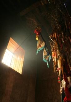寺庙 柴房图片