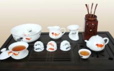景德镇 套装 茶具图片