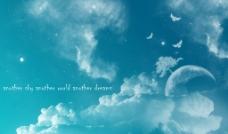 梦幻天空图片