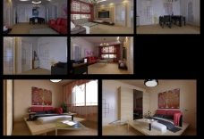经济型室内家装设计图片