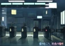 云之彼端 地铁站图片