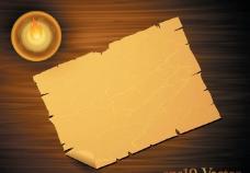 木纹木板矢量素材图片