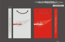 企业礼品袋设计图片