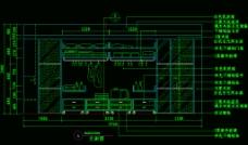CAD居室卧室全套图片