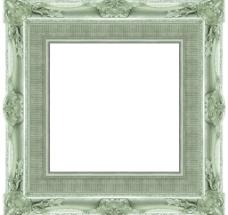 华丽欧式花纹相框图片