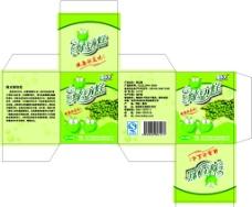 绿豆糕盒子图片