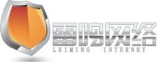 雷鸣网络字体标志图片