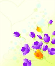 玫瑰花底纹图片