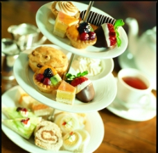英式下午茶图片