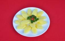 金菊卷图片