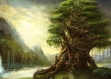 树居生活图片