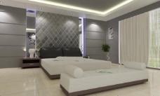 商务型卧室图片