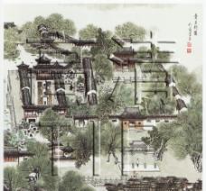 纣王园图片