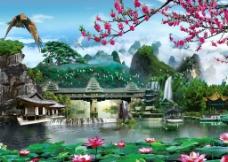 山水風景圖片