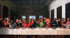 最后的晚餐图片