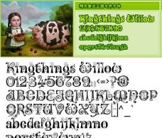 童话精灵王国专用字体下载