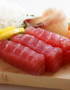 生鱼片图片