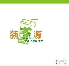 奶茶LOGO设计图片