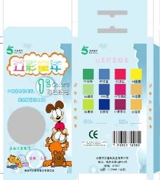 彩色铅笔包装图片
