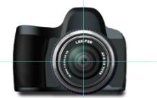 照相机模版图片