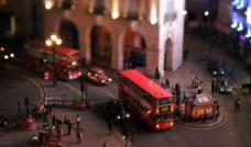 繁华的城市生活图片
