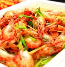 美味虾图片