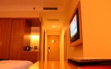 酒店一角图片