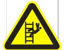 小心攀登图片