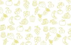 水果背景图片