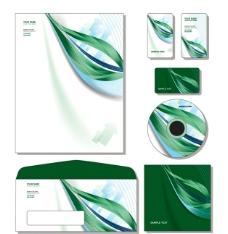 时尚办公系列VI设计图片