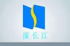 深长江LOGO图片
