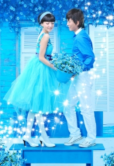 2011最新婚纱照图片